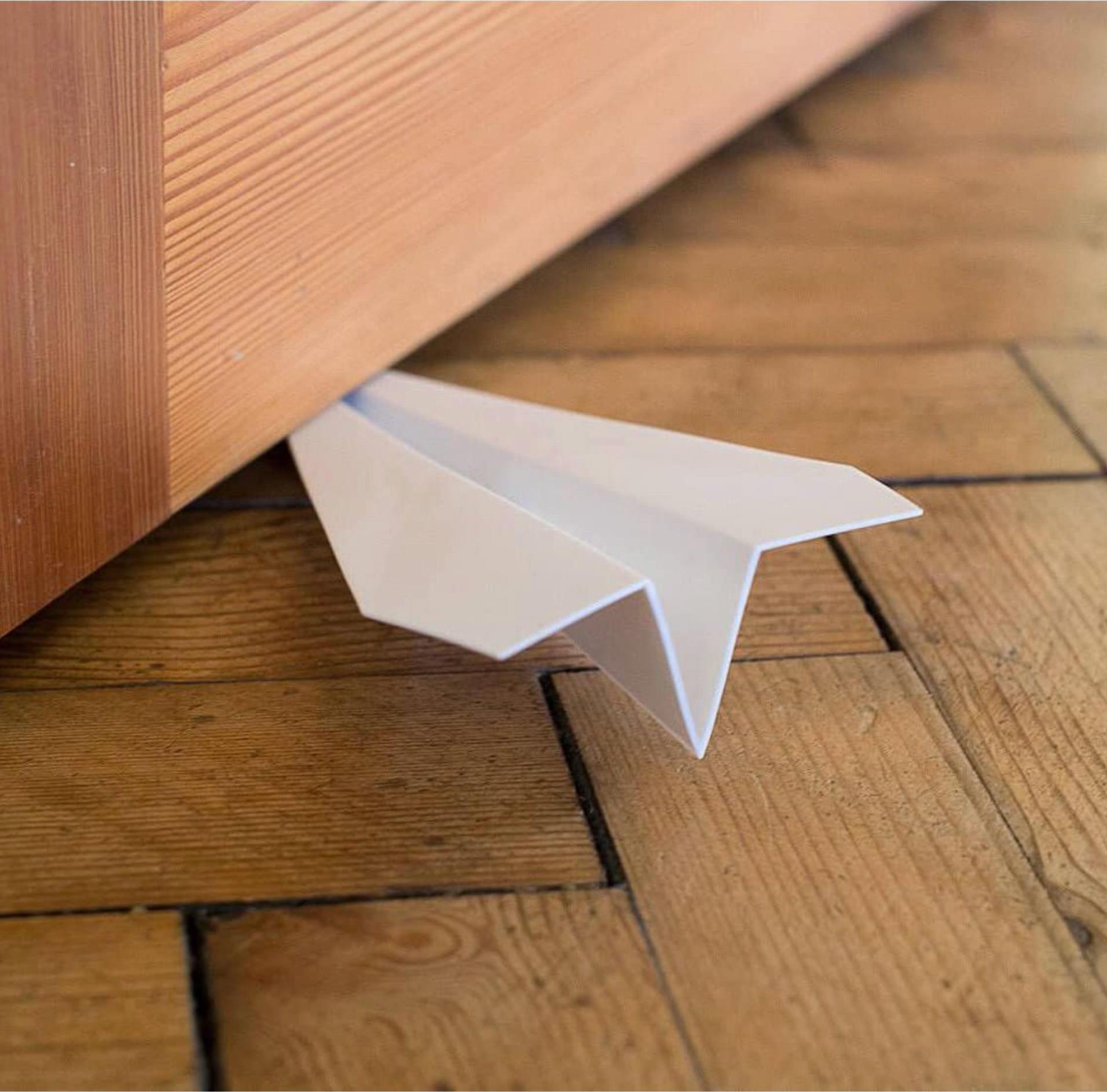 The Paper Airplane Doorstop