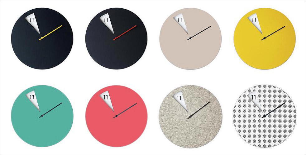 Freakish Clock