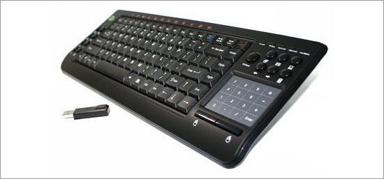 KeyboardSmartTouch keyboard