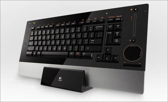 LogitechDiNovoEdge keyboard