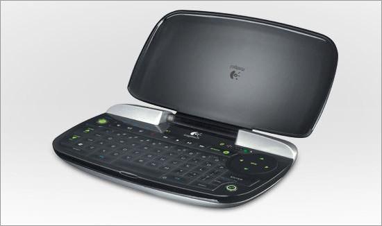 LogitechDiNovoMini keyboard
