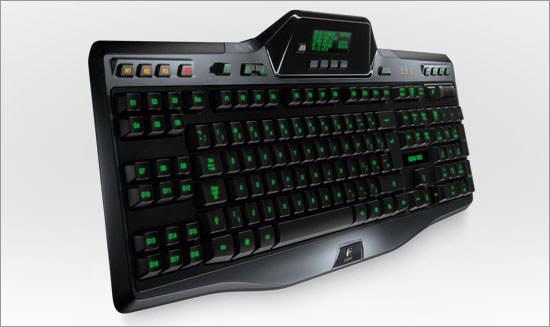 LogitechGamingG510 keyboard
