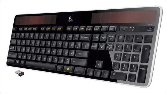 Lgtchwrelssolar keyboard