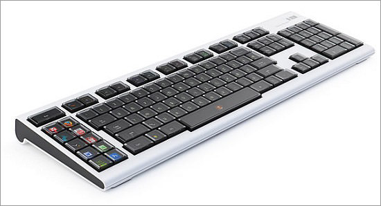 OptimusMaximus keyboard