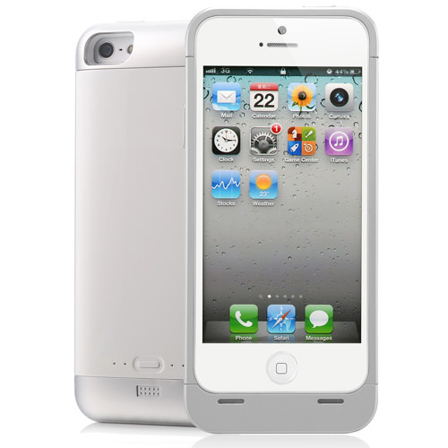 Elite Battery Case White