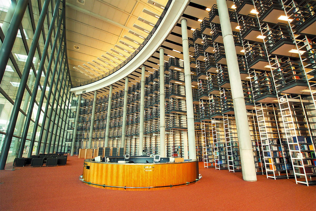 28 Most Spectacular Libraries Around the World Hongkiat