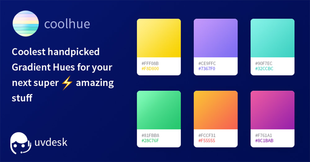 coolhue color gradient tool