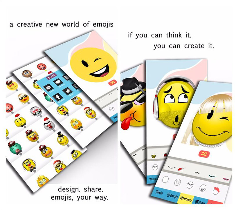 emoji maker by oliver saylor