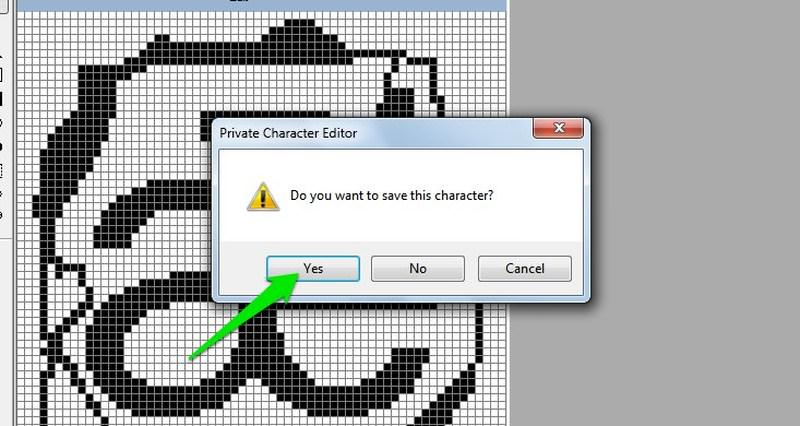 save character