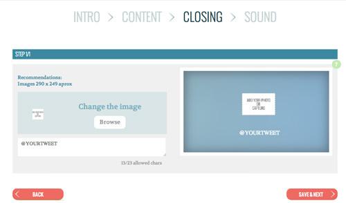 Video Closing