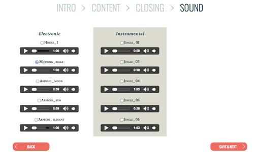 Video Sound