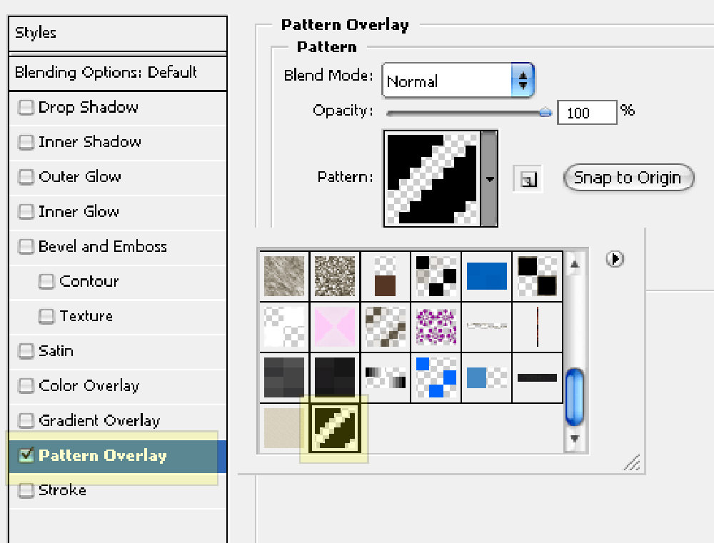 pattern loader