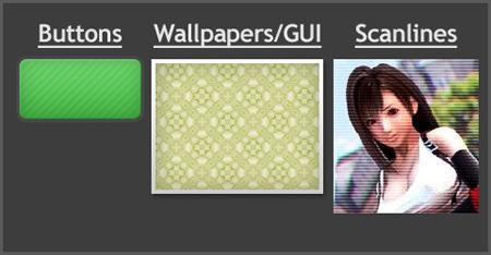 Custom pattern in Adobe Photoshop