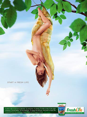 Freshlife ad