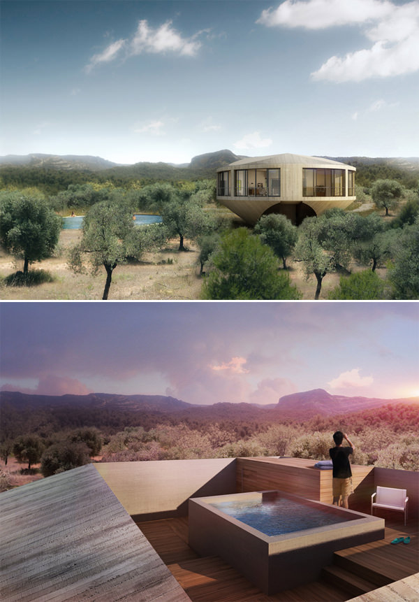 Rotunda Residence Spanish Holiday Homes