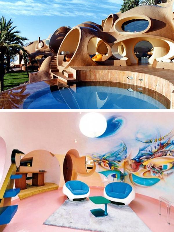 Unique Bubble Palace