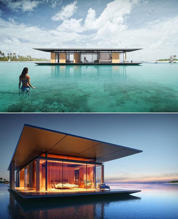 Floating House Dymitr Malcew