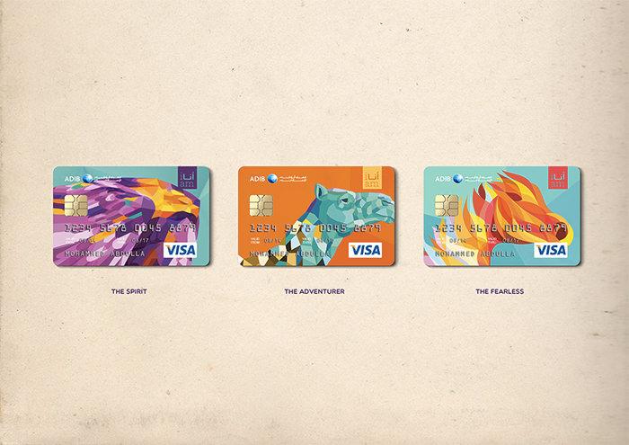 40+ Creative and Beautiful Credit Card Designs - Hongkiat