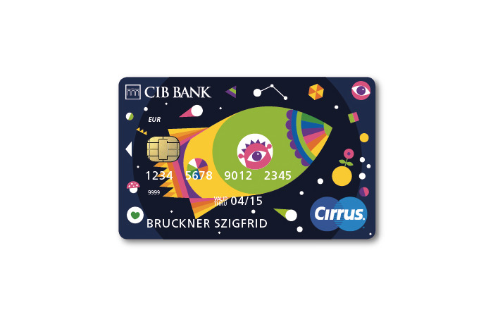 Merveilleux Space Travel Bank Card Designs · Urutazas