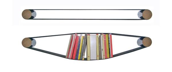 Elastico Bookcase