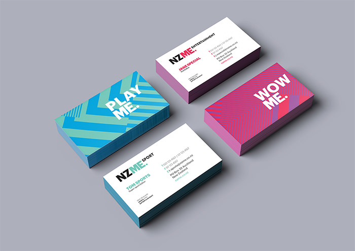 Showcase of Cool Hipster Business Card Designs Hongkiat