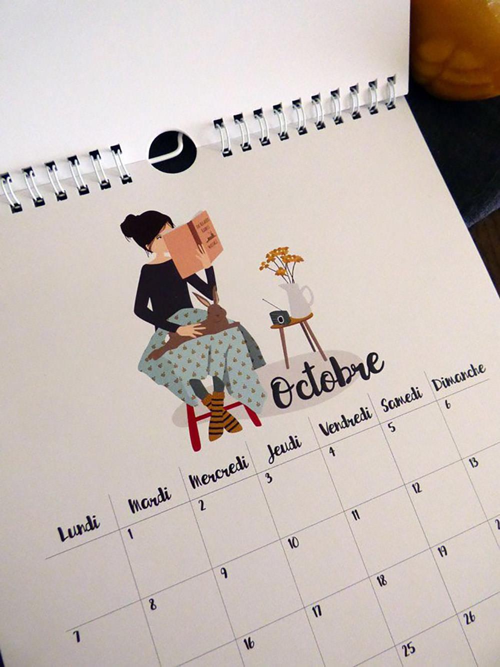 House Rabbit 2019 Calendar