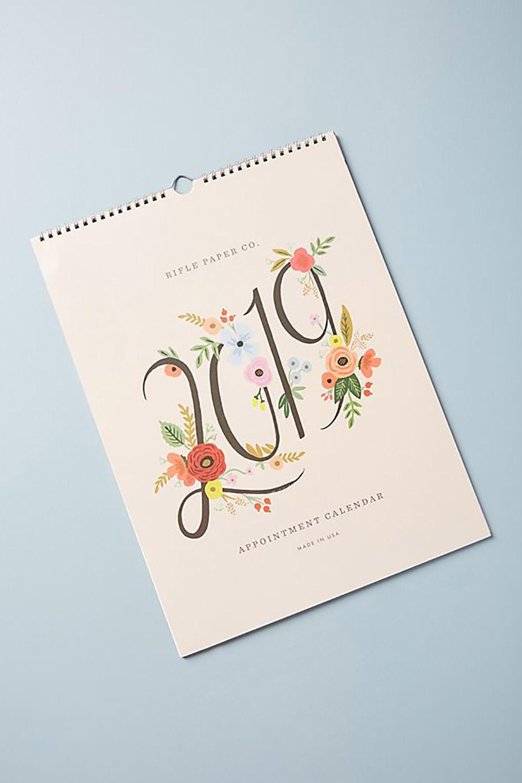 Vertical Appointment Calendar