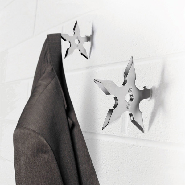 15 Weird And Wacky Coat Hook Designs - Hongkiat