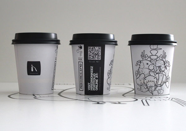 20 Creative Coffee Cup Designs You Need To See Hongkiat