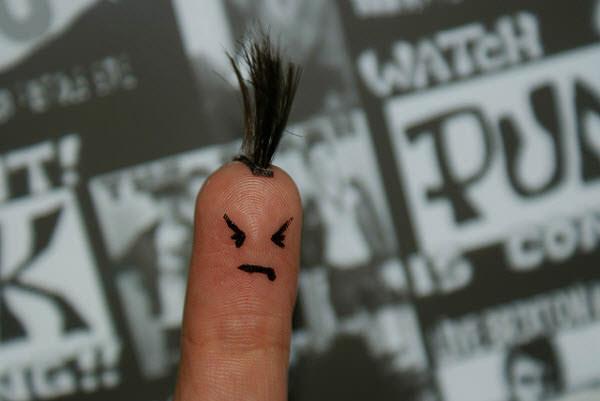 finger punk