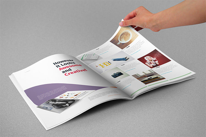 brochure-magazine
