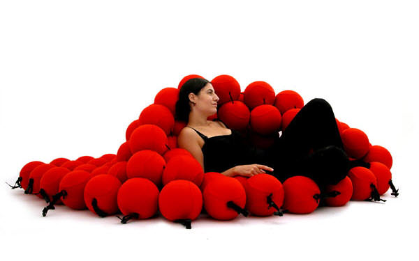 feel seating system deluxe - sofa mode