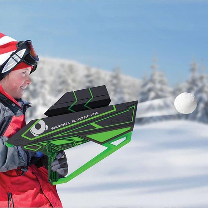 Snowball Blaster Pro