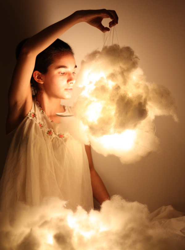Weekend LEDIY Project: LED Cloud Lanterns