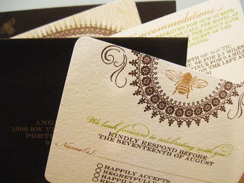 30 Beautiful & Creative Invitation Card Designs - Hongkiat