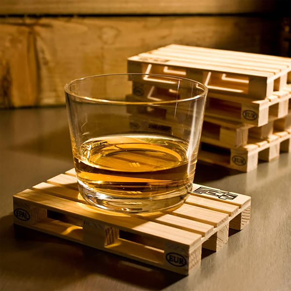 20 Creative Coasters You'll Definitely Love - Hongkiat