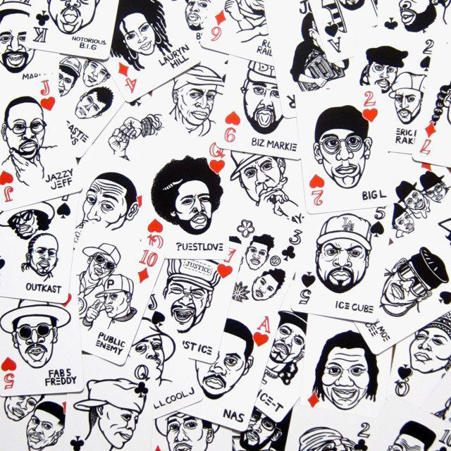 hip-hop-playing-cards