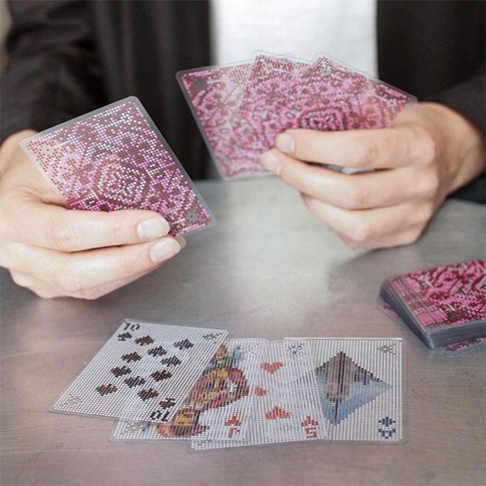 pixel-cards