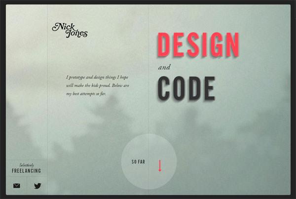Nick-Jones-Website