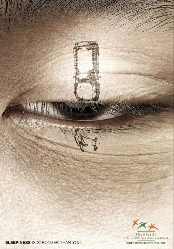 public awareness poster ads