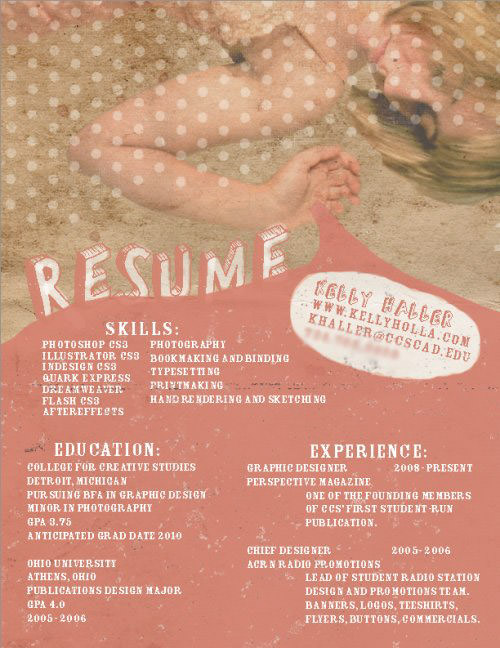 Resume_by_Kelly_Haller