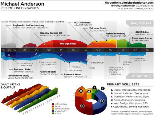 michael_anderson_resume_infographics