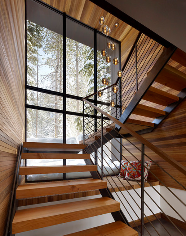 Sugar Bowl Residence By John Maniscalco Architecture. A Warm Spot To Marvel  At The Scenery (and Snow) Outside.