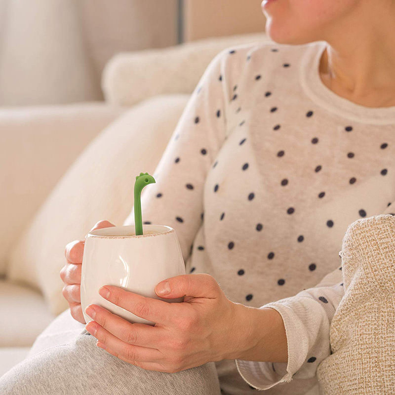 Carrot Loose Leaf Tea Infuser