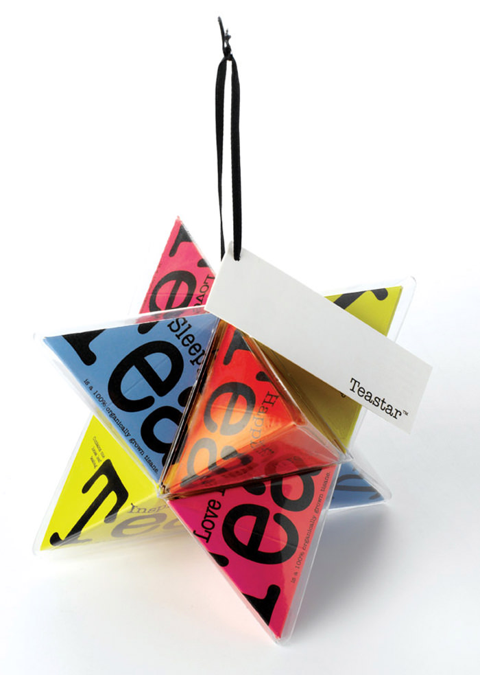 tea packaging design