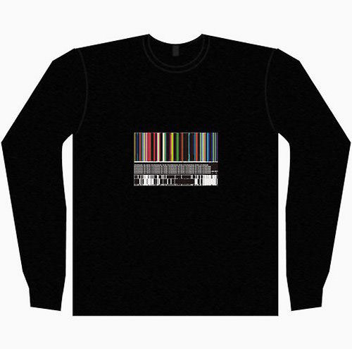 Barcode Colour T-Shirt