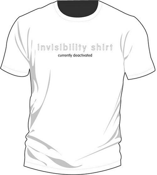 Invisibility shirt