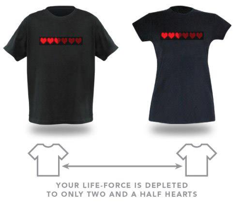 8-Bit Dynamic Life Shirt