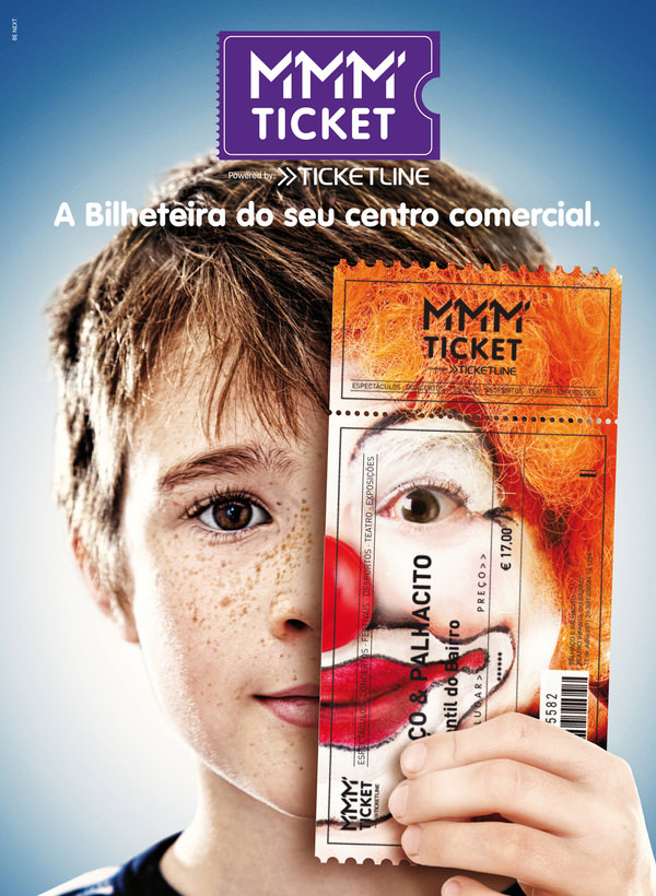benext-ticket-design