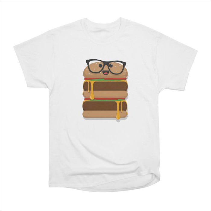burger-geek-t-shirt